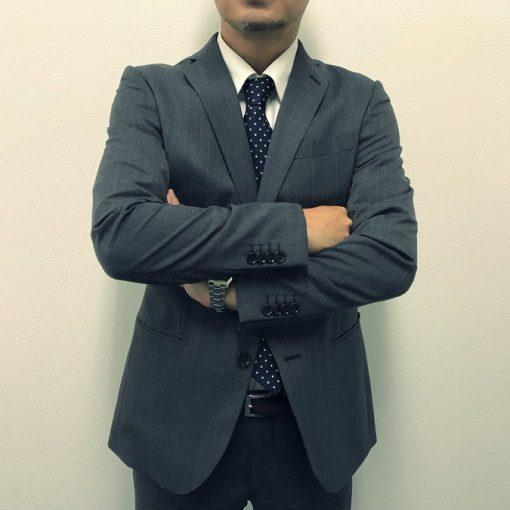 スーツ・男性